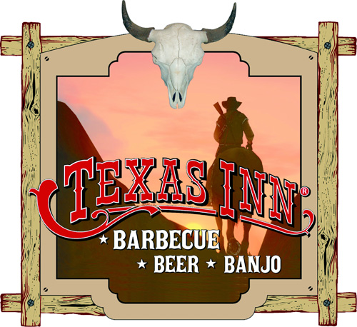 Texas Inn - Barbecue - Beer - Banjo