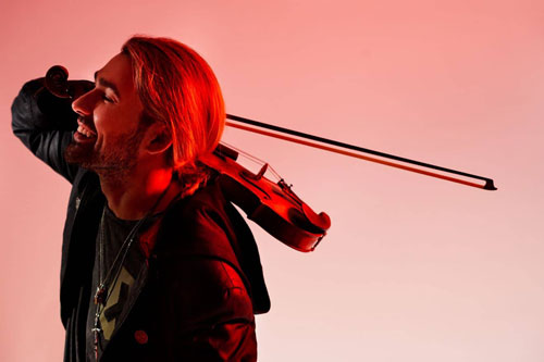 David Garrett, Foto © Christoph Koestlin