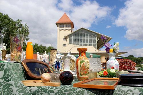 Antik-, Trödel- & Kreativmarkt, Foto: Scheibenholz