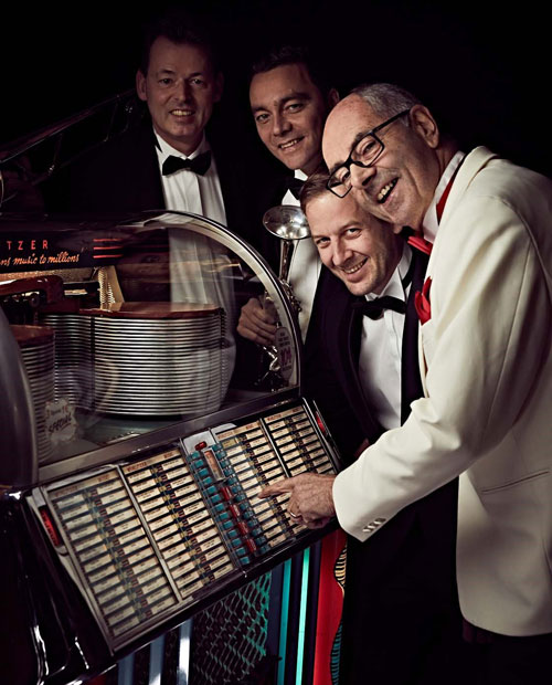 Glenn Miller Orchestra, Jukebox