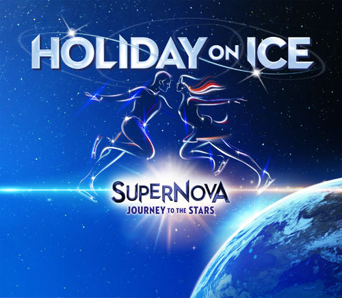 Holiday on Ice »SUPERNOVA«