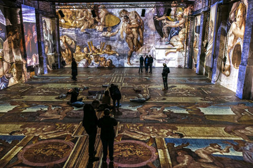Leonardo da Vinci - Raffael - Michelangelo. Giganten der Renaissance, Foto: Luca Migliore