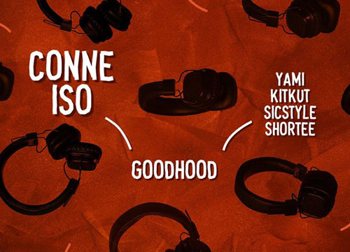 Livestream - Conne ISO feat. Good Hood