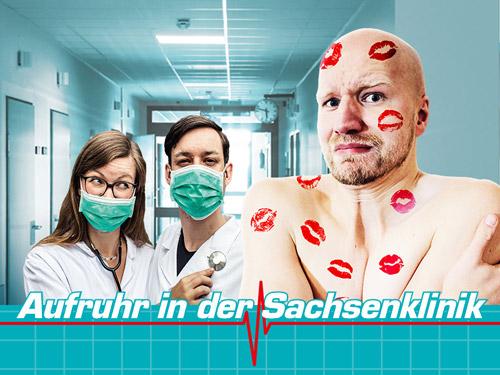 Aufruhr in der Sachsenklinik - Der mysteriöse Patient