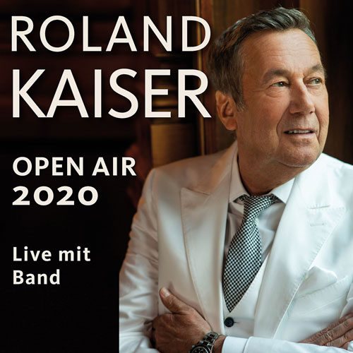 Roland Kaiser, © Semmel Concerts Entertainment GmbH