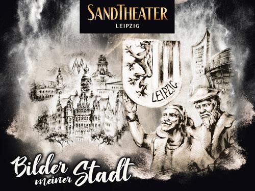 Sandtheater Leipzig, Foto: Sandartisten