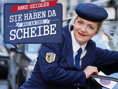 Anke Geißler, Foto: Tom Schulze