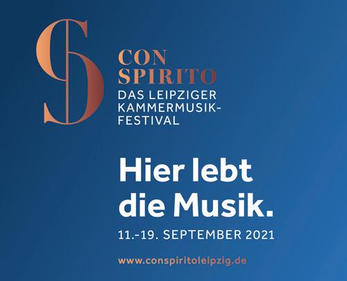 Con Spirito - Das Leipziger Kammermusikfestival