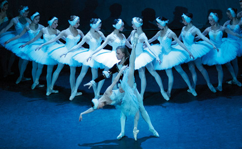 Russisches Nationalballett aus Moskau, Foto Highlight Concerts